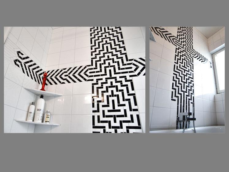 Interior design, bathroom © Petter Körnemark & Anneli Cederquist